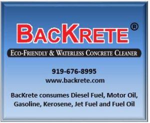 BacKrete